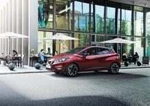Novità Nissan, Ecco la Micra 2021 con listino da 16mila euro [no hybrid]