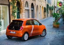 """Renault Twingo 2021 BEV, L'elettrica """"giusta"""" da 11,5K [fa paura a Model 3 non a 500e]"""