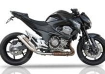 Styl presenta i silenziatori Ixil per Kawasaki Z 800