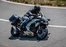 Kawasaki richiama le Ninja H2 SX, SX SE, SX SE+ per un aggiornamento alla centralina