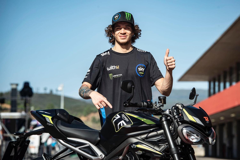 Moto2, Bezzecchi: Ho dovuto dire no alla MotoGP