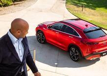 Nuovo SUV coupé premium, Non tedesco? Infiniti QX55 VC-Turbo [da 36.5K]