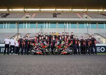 MotoGP 2021: Aprilia conferma i piloti