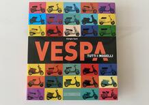 """Libri per motociclisti: """"Vespa. Tutti i modelli"""""""
