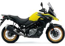 Suzuki V-Strom 650 e 650XT 2021. Euro 5 e kit touring compreso
