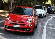 Fiat 500X, A che prezzo la nuova 2021 Connect scontata rispetto a una Sport usata? [No hybrid]