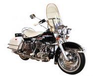 L'Harley-Davidson di Elvis Presley all'asta