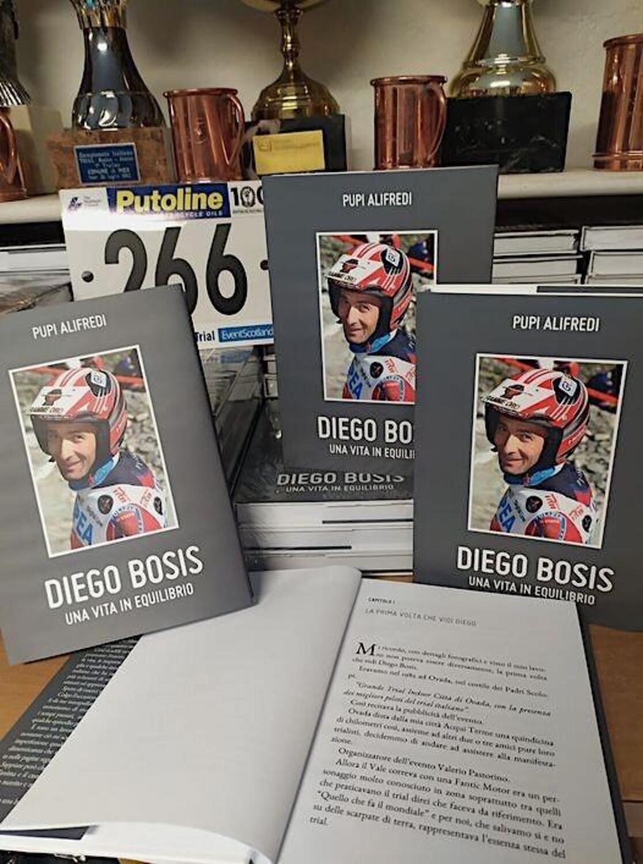 In venditail libro Diego Bosis, una vita in equilibrio