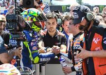 MotoGP 2016. Rossi: Stretta di mano con Marc, era la cosa giusta
