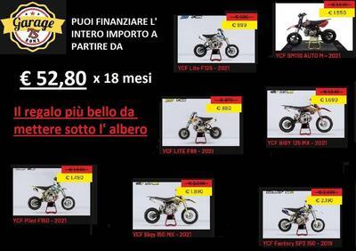 Altre moto o tipologie Pitbike - Annuncio 8222663
