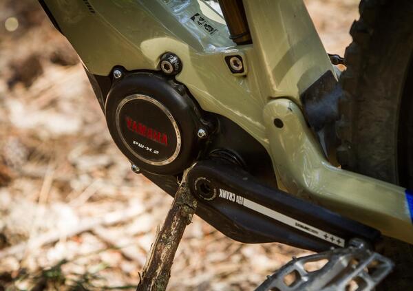 TEST - 1.000 km con il motore elettrico Yamaha PW-X2