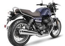 Nuova Moto Guzzi V7 2021: arriva il motore 850 da 65 cavalli. Prezzo e disponibilità