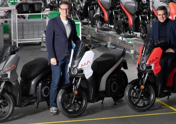 Seat Mó eScooter 125. Da oggi in vendita (in Spagna)