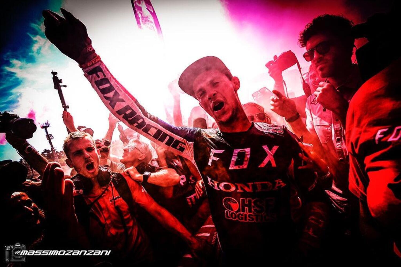 Motocross, Gajser: e con questo fanno quattro!