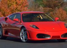 La Ferrari del presidente USA Trump in vendita: clamorosamente rivalutata a 500K [430 F1]