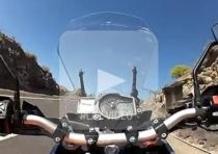 KTM 1190 Adventure: video onboard