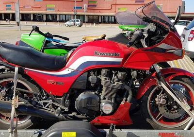 Kawasaki gpz 1100 uni track - Annuncio 8249010