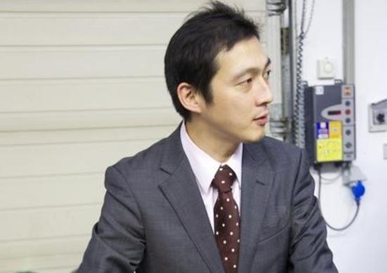 Akito Arai: Facciamo caschi da motociclisti per motociclisti