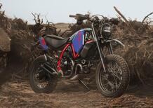 "Hookie Co ""Scorpion"": special e kit per Ducati Scrambler Desert Sled"