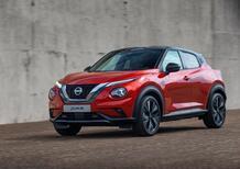 Cambiano i prezzi del SUV Nissan Juke, Ora parte da 21K [Listino 2021]