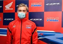 """Superbike, Camier: """"Smettere di correre, la decisione più difficile della mia vita""""."""