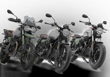 Livrea Centenario per le Moto Guzzi V85TT, V7 e V9 in serie limitata