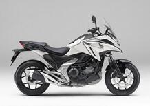 Honda NC750X, la 2021 arriverà in Giappone. Colori e prezzi