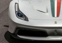 458 MM Speciale: unica e Ferrari