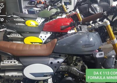 Fantic Motor Caballero 500 Scrambler 4t (2021) - Annuncio 8265644