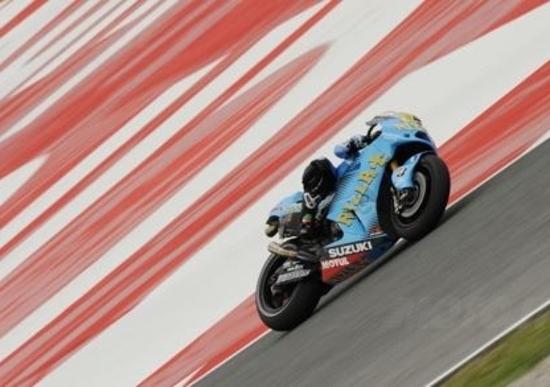 MotoGP: la Suzuki scenderà in pista a Barcellona