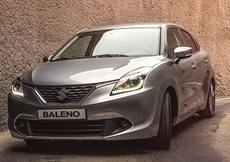 Suzuki Baleno (2016->>)