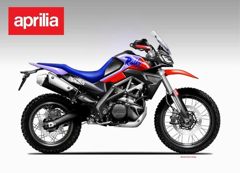 Aprilia Rally 400, Pegaso 400 e Scarabeo 400: tre ipotesi da Bezzi