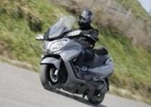 Suzuki Demo Ride Tour a Motodays 2013