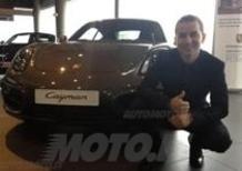 Jorge Lorenzo: siglato un accordo di collaborazione con Porsche Barcellona