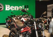 Benelli: ecco il nuovo showroom di Pesaro