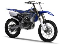 Yamaha YZ e WR Off-road 2017