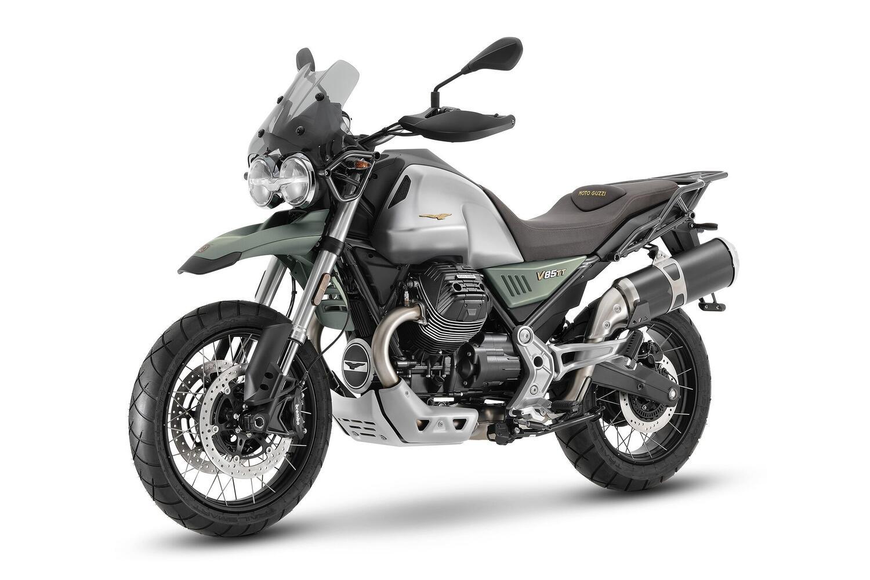Moto Guzzi V85TT 2021: prezzi e disponibilità