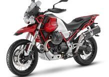 Moto Guzzi V85 TT 850. Cinque cose da sapere sul model year 2021