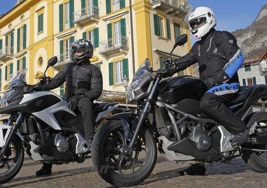 Honda NC700S ed X s.d.f.