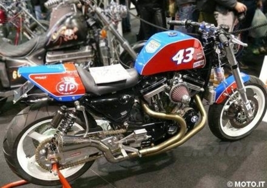 Le Strane di Moto.it: Harley-Davidson 883 Sportster Standard
