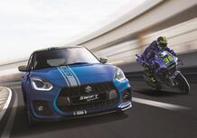 Suzuki dedica una Swift Sport Hybrid a Joan Mir