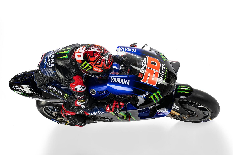 """MotoGP. Fabio Quartararo: """"Più pressione, ma anche più possibilità di fare bene"""""""