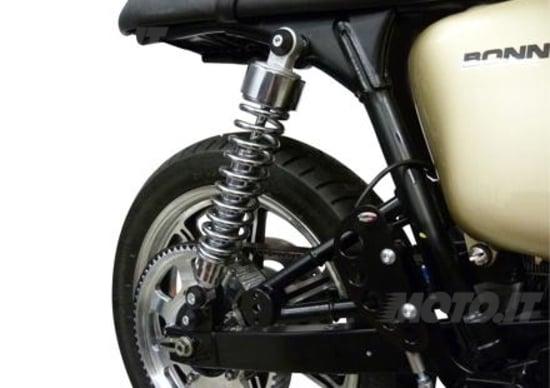 Free Spirits: Triumph Classic Riser Block and Damper kit plugs