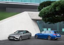 Arriva la nuova Mercedes Classe C: su listino prezzi da 50.990 euro [6 versioni]