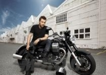 Ewan McGregor testimonial Moto Guzzi California 1400