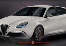 Nuova erede Stellantis Alfa Romeo Giulietta: il video (render)