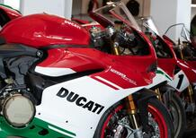Superhero Motorcycle Days: Ducati Catania