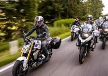 BMW Motorrad days 2021: evento rimandato