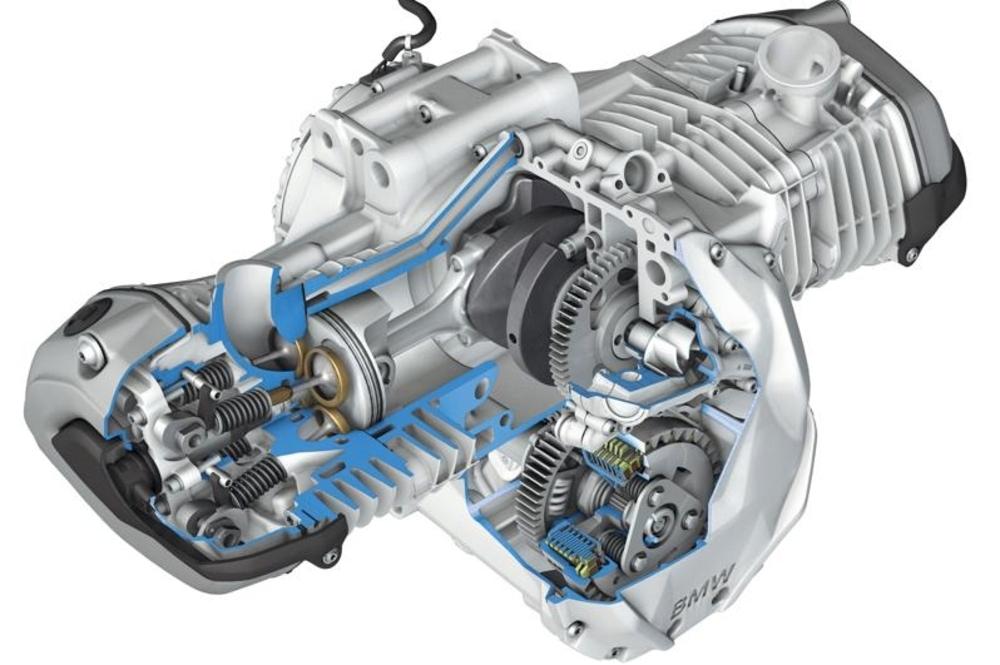 """Massimo Clarke: """"Il motore Boxer BMW"""" (terza parte) - News - Moto.it"""