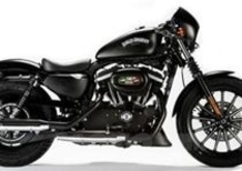 Harley-Davidson Iron 883 Special Edition S, the Black Beauty